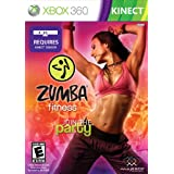 Zumba Fitness - Kinect - Xbox 360 ~ Majesco Sales Inc.