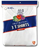 Fruit of the Loom Boy's 3 Pack Crew Neck Tee   #525B