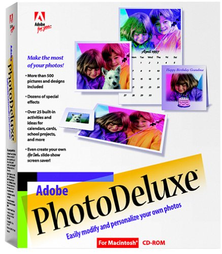 ADOBE PHOTODELUXE GRATUIT EDITION TÉLÉCHARGER HOME