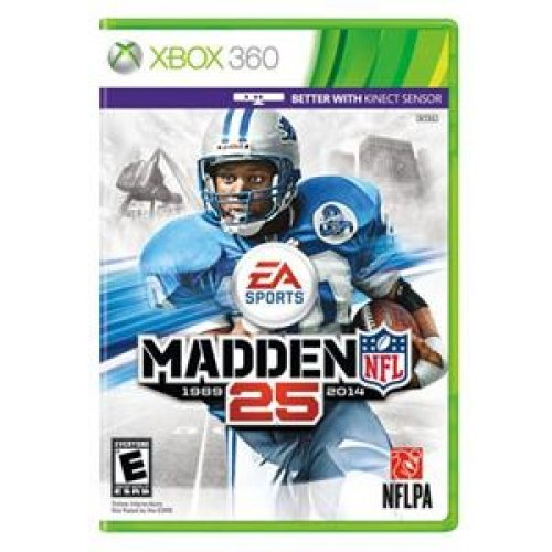 ELECTRONIC ARTS 73055 / EA Madden NFL 25 Sports Game - DVD-ROM - Xbox 360