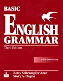 Basic English Grammar, Student Book with Audio CD and Answer Key, 3e (3rd Edition) (Azar English Grammar)