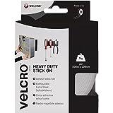 Velcro 50mm x 1m Heavy-Duty Stick-On Tape - Whiteby Velcro