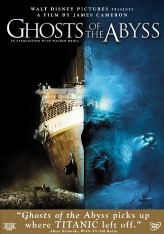 Cover art for  Ghosts of the Abyss