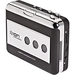 Ion Audio Tape Express Cassette Player (TAPEEXPRESS) -