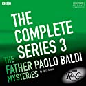Baldi: Series 3 Radio/TV Program by Simon Brett, Mark Holloway, Martin Meenan Narrated by David Threlfall, Tina Kellegher, T.P. McKenna