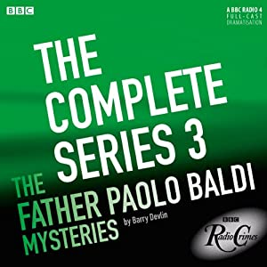 Baldi: Series 3 | [Simon Brett, Mark Holloway, Martin Meenan]
