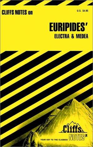 Euripides' Electra and Medea (Cliffs Notes) PDF
