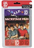 One Direction VIP Backstage Pass