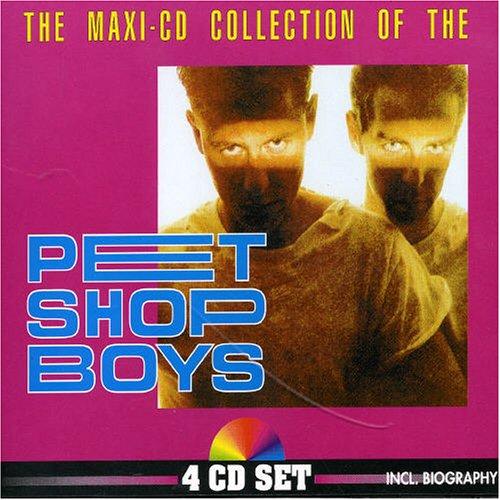 Pet Shop Boys - ZYX Maxi (CD Collection) - Zortam Music