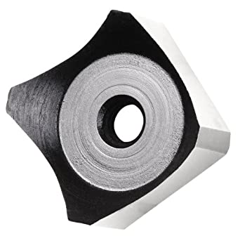 SHAVIV 29143 R30 Arc Shaped Finish Blade For Burr-Bi (Pack of 10)
