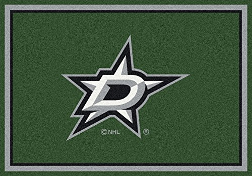 Dallas Stars NHL Spirit Team Area Rug 2'8