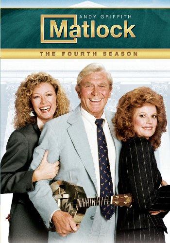 Matlock: The Complete Fourth Season