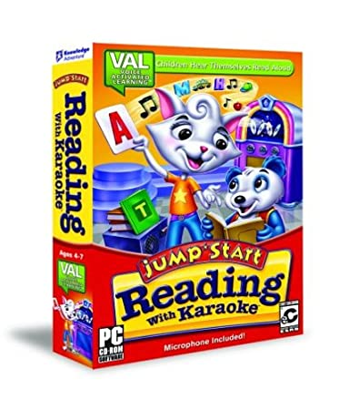 Jumpstart Reading With Karaoke