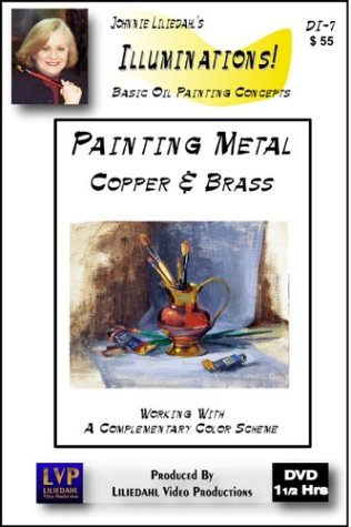 Painting Metal: Copper & Brass