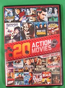 20 Movie Action Pack Vol 3 by Echo Bridge