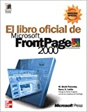 img - for El Libro Oficial De Microsoft Front Page 2000 book / textbook / text book