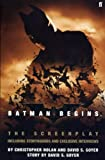 img - for Batman Begins by Christopher Nolan (2005-07-27) book / textbook / text book