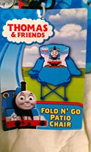 Thomas and Friends Fold N' Go Patio Chair by KIDS Only