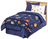 - Blue OuterSpace Bed in a Bag - Twin