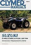Suzuki LT-4WD, LT-WDX & LT-F250 1987-...