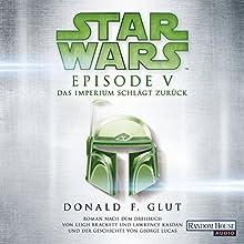 Das Imperium schlägt zurück (Star Wars Episode 5) Hörbuch von Donald F. Glut Gesprochen von: Wolfgang Pampel