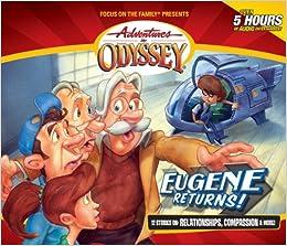 Eugene Returns Adventures In Odyssey Aio Team