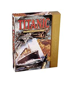 BePuzzled Classic Mystery 1000pc Jigsaw Puzzle - Murder on the Titanic