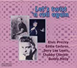 Various Let's Twist 'N' Roll Again - 3 CD Box