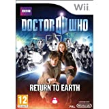 Doctor Who Return to Earth (Wii)by Asylum Entertainment