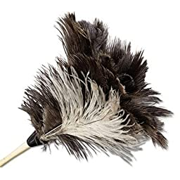 Unisan - 3 Pack - Professional Ostrich Feather Duster 7\