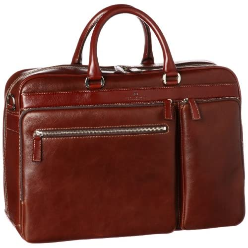 [デュモンクス] Deux Moncx LAPTOP OVERNIGHT S 12K*03004 03 (BROWN)