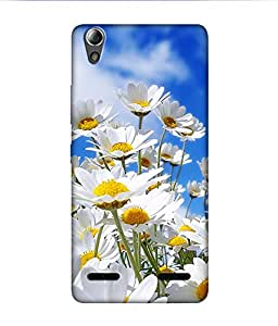 small candy 3d Printed Back Cover For Lenovo A6000 / A6000 Plus - Multicolor nature
