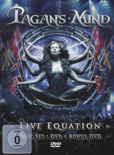 Pagan'S Mind - Live Equation - Dvd