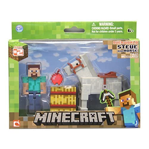 Discover 10 Minecraft Toys Gift Ideas