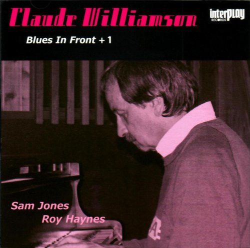 Blues In Front by Claude Williamson