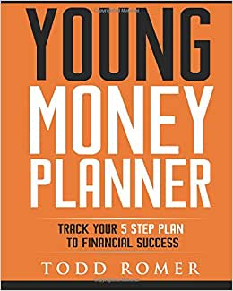 Young Money Planner: Track Your 5 Step Plan To Financial Success