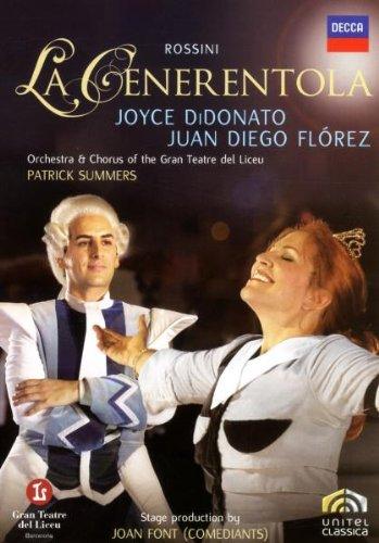Cenerentola (Florez) - Rossini - DVD