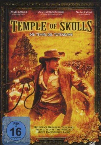 Temple of Skulls (DVD) Der Tempel der Totenk&#246;pfe (nr.d75) - Neu