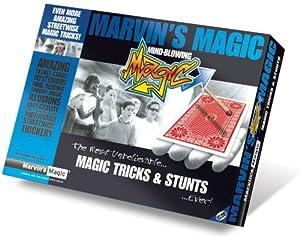Mind Blowing Tricks & Stunts - Marvin's Magic