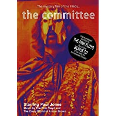 The Committee by Arthur Brown, Jimmy Gardner, Paul Jones, Tom Kempinski and Robert Langdon Lloyd