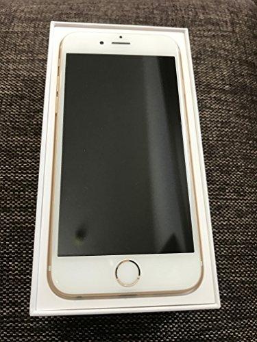 SIMロック解除済iPhone 6s ゴールド 128GB