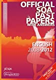 English Higher 2012 SQA Past Papers (Official Sqa Past Papers with Answers)