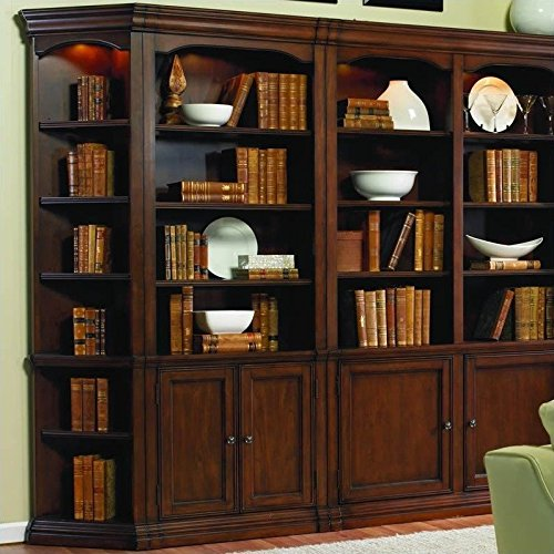 Hooker Furniture Cherry Creek Wall End Unit Left or Right Bookcase (Wall Unit Bookcase compare prices)