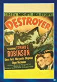 Destroyer [DVD] [1943] [Region 1] [US Import] [NTSC]