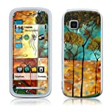 African Breeze Design Protective Skin Decal Sticker for Nokia Nuron 5230 Cell Phone