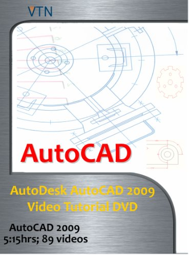 Autocad 2009 Video Tutorial