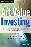 The Art of Value Investing Front Cover