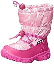 Kamik Prancer Snow Boot (Toddler), Pink, 9 M US Toddler