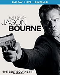 Jason Bourne (Blu-ray + DVD + Digital HD)