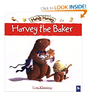 Harvey the Baker (Handy Harvey) Lars Klinting